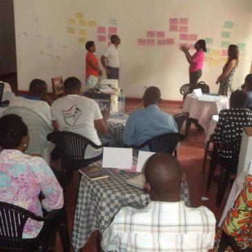 Formation sur la gestion du cycle des projets et l'approche du cadre logique