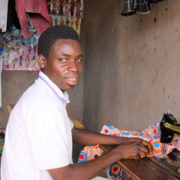 Microcrédit communautaire : Un rêve qui prend forme -L'histoire de David