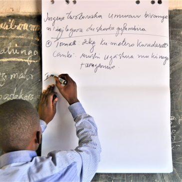 Hygiène et assainissement à Rukanda : Nouvelles habitudes, nouveau mode de vie