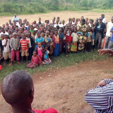 Eau, source de vie et développement à Ruyigi : L'espoir d'une communauté