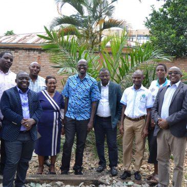 Projet« Eau, source de vie et développement à Ruyigi  »:                  Un nouveau pas franchi !