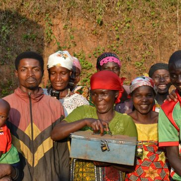 Microcrédit communautaire : L'histoire d'une petite graine arrosée